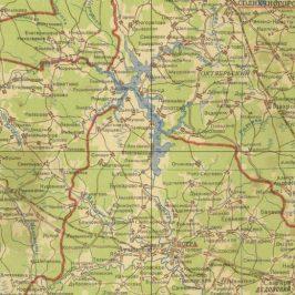Публичная кадастровая карта Истринский район