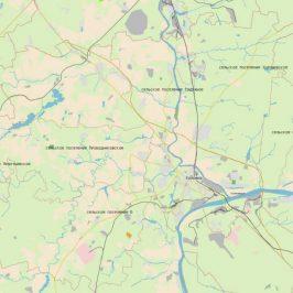 Публичная кадастровая карта Коломенский район