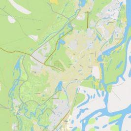 Публичная кадастровая карта Якутск