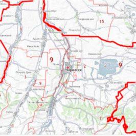 Публичная кадастровая карта Черкесска