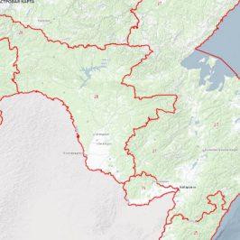 Публичная кадастровая карта Дальневосточный гектар