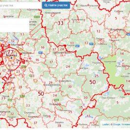 Публичная кадастровая карта Орехово-Зуевский район