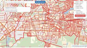 Публичная кадастровая карта города Королев