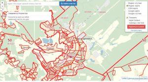 Публичная кадастровая карта города Красноармейск