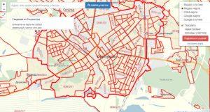 Публичная кадастровая карта города Серпухов